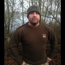 PSB Military Knitted Jumper