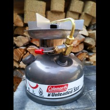 The Carpy Coleman 533 Sportster Unleaded Stove
